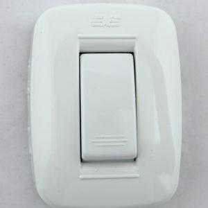 Interruptor Sencillo de Sobreponer Ave