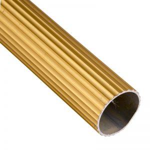 Tubo aluminio x metro