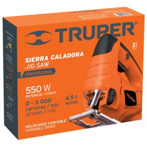 Caladora eléctrica TRUPER 550W
